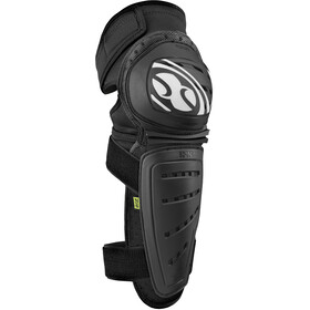 IXS Mallet Knee/Shin Guards  black